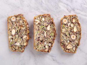 Flourless Paleo Bread, Палео Хлеб без Муки