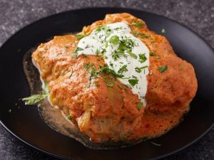 кето голубцы, Keto Stuffed Cabbage Rolls