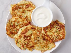 капустные блинчики, кето завтрак, cabbage pancakes
