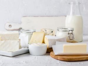 молочные продукты на кето
